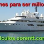 Razones para ser millonario