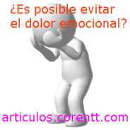 ¿Es posible evitar el dolor emocional?