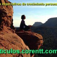 Altas expectativas de crecimiento personal