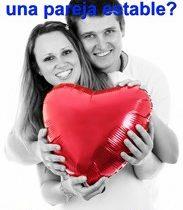 ¿Cómo encontrar una pareja estable?