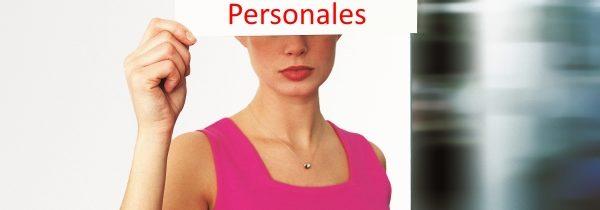 Los conflictos personales