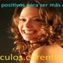 Decretos positivos para ser más optimista