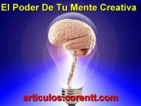 Utiliza el poder de tu mente creativa