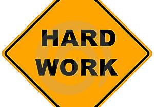 Para que sirve el trabajo duro?