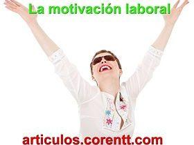 La motivación laboral