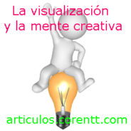 La visualización y la mente creativa