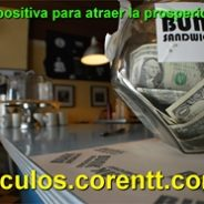 Vibra positiva para atraer la prosperidad
